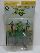 DC Comics GREEN ARROW Hard-Traveling Heroes Action Figure MOC DC Direct 2000