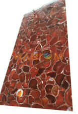 6'x3' German Onyx Agate Center Top Dining Table Ocaasional Hallway Decors A038A