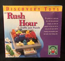 No Books Vintage Discovery Toys Think-it Through Tiles