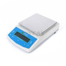 10 kg x 0.1 g Lab Digital Balance Scale Electronic Balance Precision Weight LCD