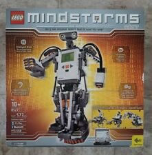 Lego 8527 Mindstorms Programmable Robot NXT Complete with CD, Box & Instructions