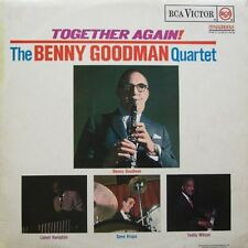 Benny Goodman Jazz Big Band/Swing Vinyl Records