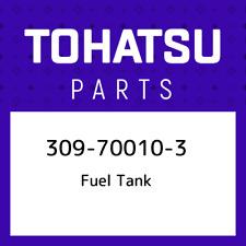 309-70010-3 Tohatsu Fuel tank 309700103, New Genuine OEM Part