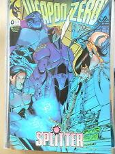 19 x Comic Weapon Zero Heft 0-15 - plus Variantcover -Splitter - image