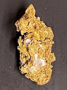 Large Australian Gold Nugget Specimen 22.36grams
