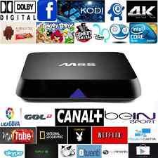 SMART TV BOX  M8S OCTACORE 2GB/8GB 4K CANAL + Y PELICULAS GRATIS!!! NO LO DUDES