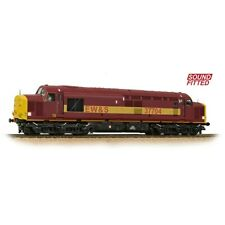 Bachmann 32-390DBDS OO Gauge Class 37 37704 EW&S Area Exclusive DCC Sound Fitted