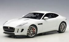 73651 AUTOart 1:18 Jaguar F TypeR Coupe 2015 (White) Die-cast Model cars