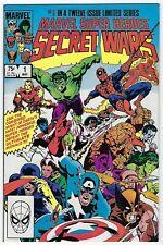 Marvel Super Heroes Secret Wars # 1 of 12 NM- Marvel 1984 Series
