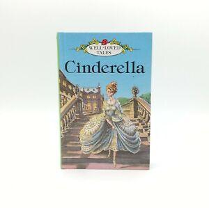 📖 Well-Loved Tales Cinderella Ladybird Book F21