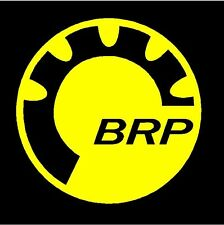 BRP logo decal Can-am Ski-Doo Summit Outlander Maverick Renegade Snowmobile ATV