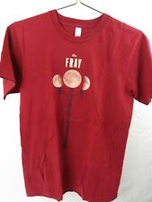 The Fray 2006 North America Tour Concert Red T-Shirt Size S