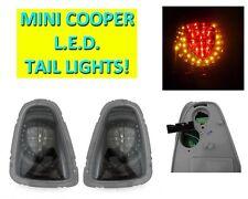 07-12 Mini Cooper 3D Hatchback / 09-12 Convertible LED Tail Lights Free Ship!