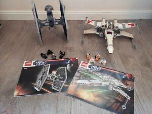 LEGO StarWars TIE Fighter (9492) und X-wing Starfighter (9493)