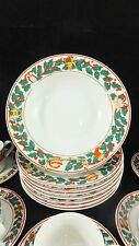 SANGO - Christmas Morning China 33 PIECE Breakfast / Lunch Service
