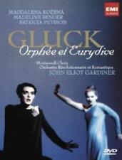 Sir John Eliot Gardiner - Orphée Et Eurydice, Opera By Christoph Willi (NEW DVD)