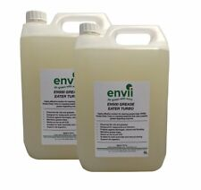 Envii Grease Eater Turbo - Bacterial Grease Trap Cleaner & Drain Unblocker 10L