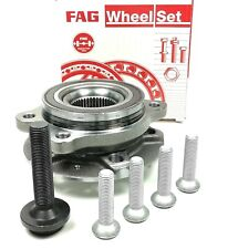 1x FAG Radlager satz mit Radnabe vormontiert vorne AUDI A4 B8 A5 A6 C7 Q5 AVANT