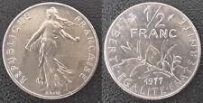 France- Vème République - 50 centimes semeuse 1977 qualité ! - F.198/16
