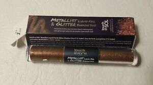 Touch in Sol Metallist Liquid Foil And Glitter Shadow Duo, #14 Isabel, New InBox