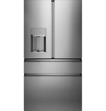 Ge Profile Smart 4-Door French Door Refrigerator with Door in Door Pvd28Bynfs