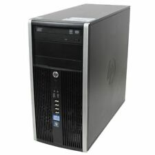 Hp Tower 6200 Windows 10 Pro I7 Quad Core 3.4GHz 16GB 1TB DVD/RW WiFi