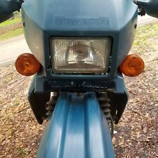 1987-2007 KLR 650 Turn Signal Stalk Delete Kit - Fix broken & sagging blinkers!