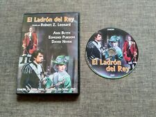 DVD EL LADRON DEL REY - ROBERT Z- LEONARD - ANN BLYTH - EDMUND PURDOM - NIVEN