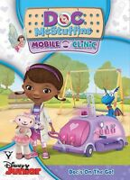 Doc McStuffins: Mobile Clinic [New DVD] Dolby, Widescreen