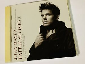 JOHN MAYER BATTLE STUDIES CD 2009 SONY MUSIC ENTERTAINMENT