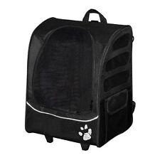 Pet Gear I-GO2 Escort 5 n 1 Pet Cat Dog Carrier Backpack Car Seat Tote Roller