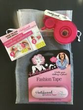 Hollywood Fashion Tape, 2-pc set/Bag Pre-owned Original Owner as-is