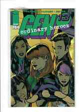 Gen 13-Ordinary Heroes # 1 (image fév 1996) SIGNED by Adam Hughes