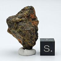 Diogenite NWA7831 HED Achondrite Vesta Meteorite; Space Olivine; 16.89g/1pc