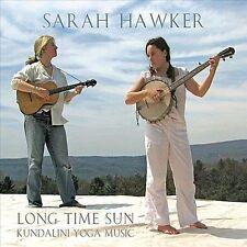 Long Time Sun: Kundalini Yoga Music by Sarah Hawker (CD, May-2012, CD Baby...