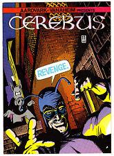 CEREBUS #11 7.5 WHITE PAGES BRONZE AGE