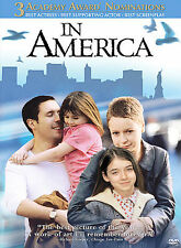 In America (DVD, 2004, Widescreen/Pan & Scan) *Disc Only-NO CASE (9-ds)