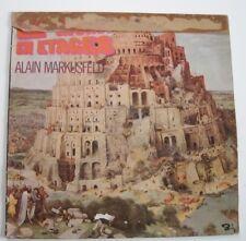 """Alain MARKUSFELD """"Le monde en étages"""" (Vinyl 33t/LP)"""