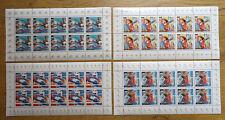 Bund 1777 - 1780 KB postfrisch Kleinbogen Sport Zehnerbogen 10 er Bogen MNH
