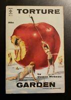 Torture Garden Octave Mirbeau Berkley 111 1st Print Bondage/Torture surreal cvr