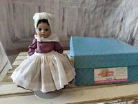 Vintage Madame Alexander 8″ Doll Scarlett Series MAMMY w/ Stand & Box 402 RARE