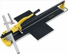 TRADE QUALITY Porcelain Ceramic Industrial Manual Tile Cutter 900mm Heavy Duty