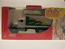 LLEDO DG44 032 SCAMMELL 6 WHEELER - BILLY SMARTS CIRCUS - LIMITED EDITION - RARE