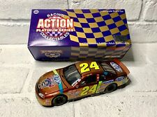 1998 JEFF GORDON #24 CHROMALUSION LIMITED EDITION 1/24 ACTION NASCAR DIECAST