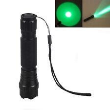 2500LM CREE T6 LED Nachtsicht Fokus Grün Licht Taschenlampen Fackel Lampe