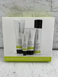 Mary Kay Clear Proof Acne System 4 Piece Set FULL SIZE 💚💚💚