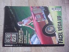 $$t Revue Retroviseur N°96 Peugeot 302 Darl'mat  Fiat Multipla  Maserati Merak