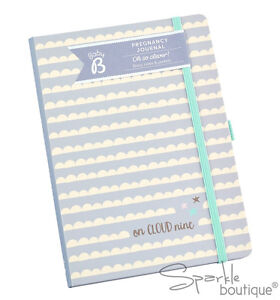 PREGNANCY JOURNAL - Planning Book, Planner, Diary, Notebook, Organiser, Keepsake