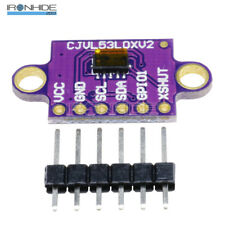 I2C IIC VL53L0X Time-of-Flight ToF Ranging Sensor 940nm Laser Distance Módulo