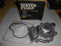 HONDA CIVIC CRX 1.6i,INTEGRA 1.6i 1983-89, WATER PUMP, H123014